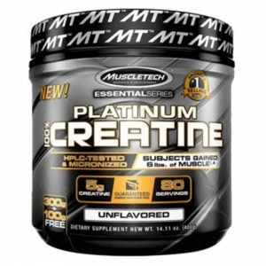 Muscletech Essentia Series Creatine