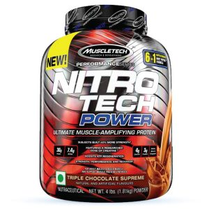 Muscletech Nitrotech POWER