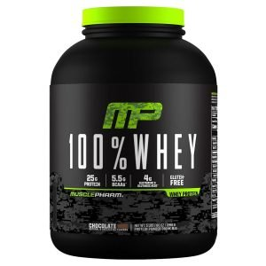 MusclePharm 100% Whey