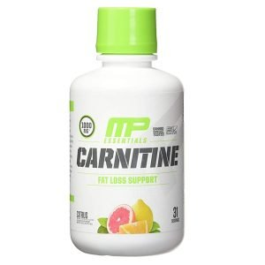MusclePharm Carnitine Cirtus Flavour