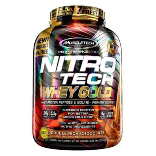 Muscletech Nitrotech Whey Gold