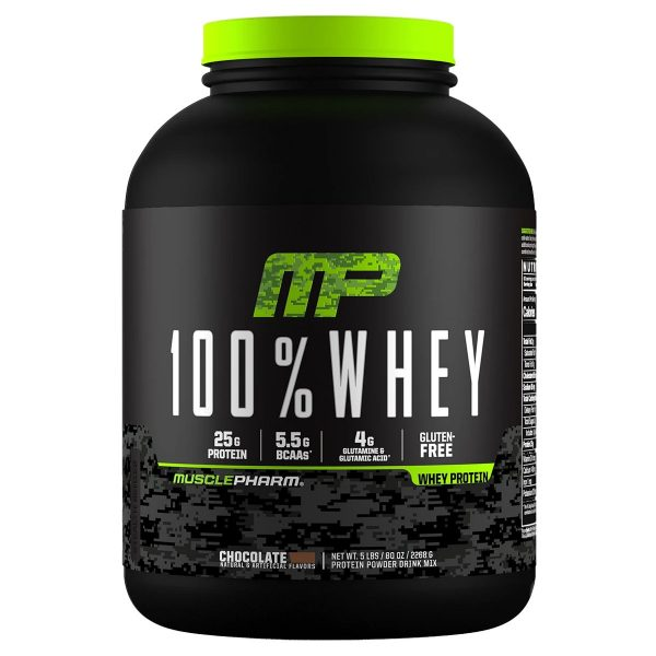 MusclePharm 100% Whey