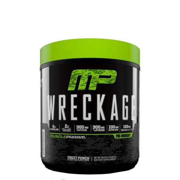 MusclePharm WRECKAGE