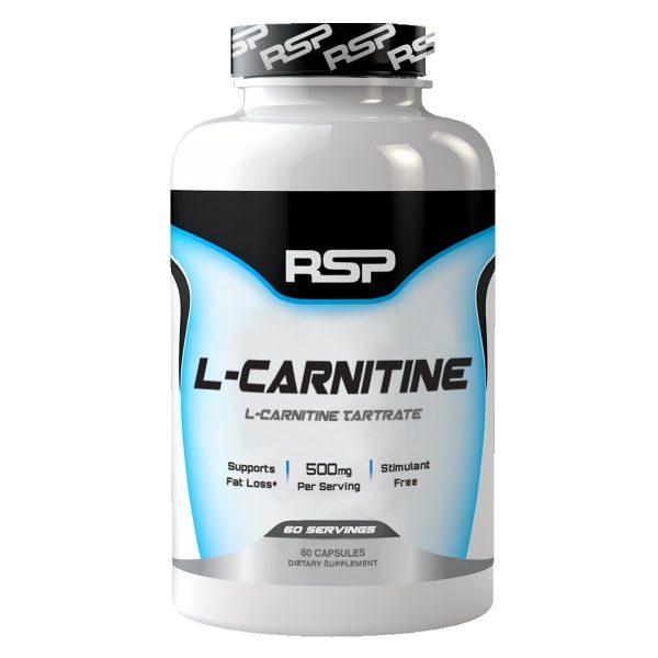 RSP Nutrition L-Carnitine Caps